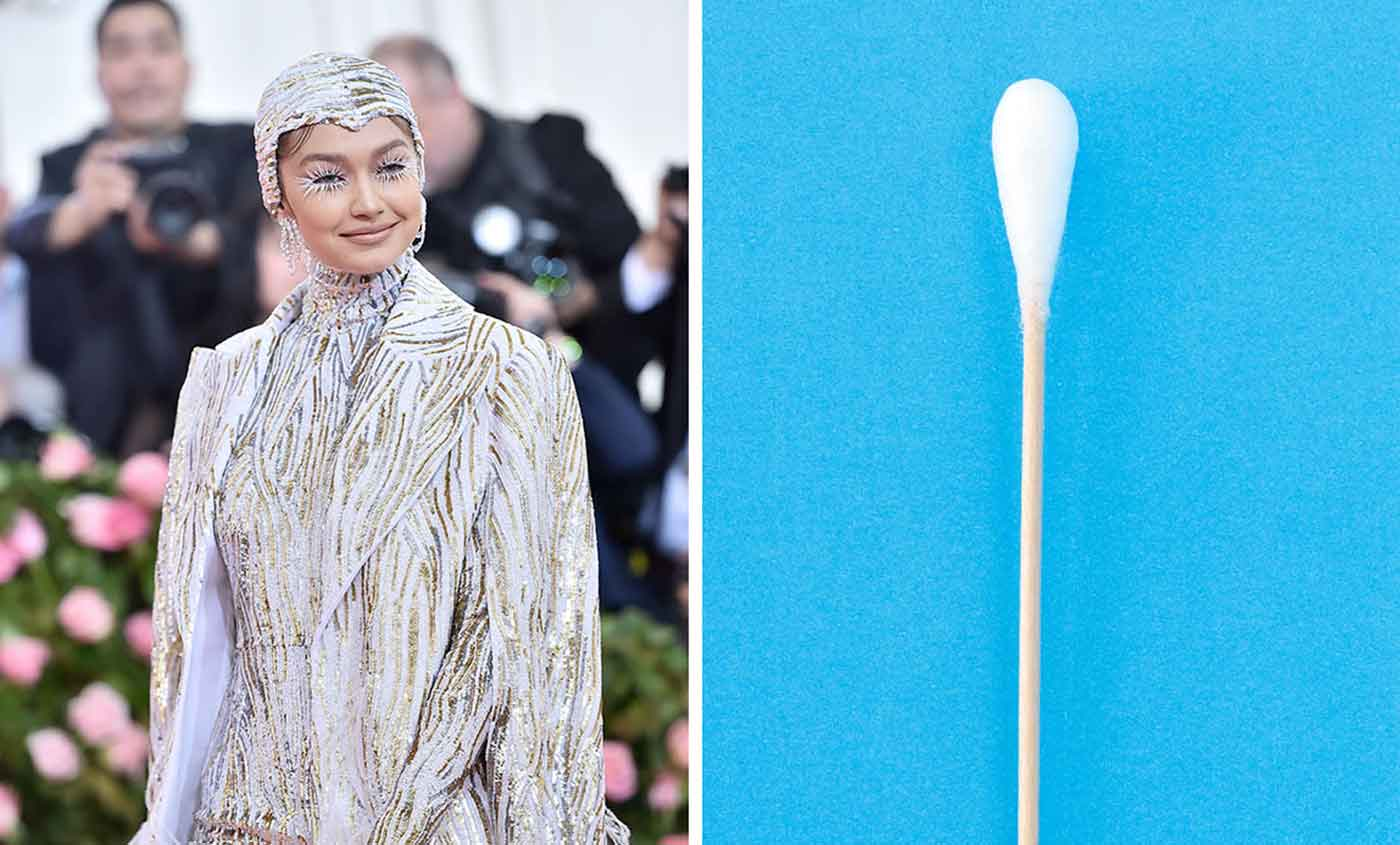 Things celebs resembled at the Met Gala