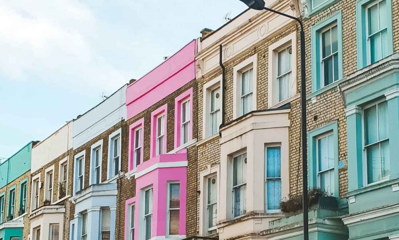 Where to find iconic Notting Hill film locations